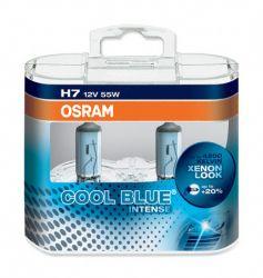izzó 12V H7 55W Osram Cool Blue +20% teljesítmény