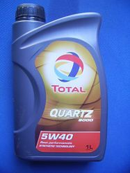 motorolaj Total Quartz 9000 5W40 1lit.