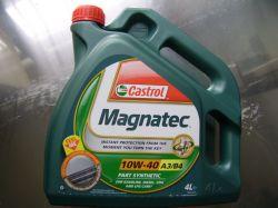Castrol Magnatec 10W40/4 lit. motorolaj
