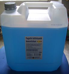 fagyálló hűtőfolyadék koncentrátum (-70) 10kg.