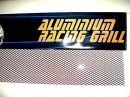 hűtőrács alumínium piros