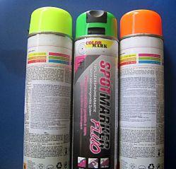 jelölőfesték fluoreszkáló zöld 500 ml