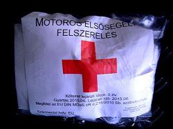 """mentődoboz """"A""""-tip. motorkerékpárokhoz"""