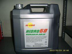 hidraulika olaj Re-Cord Hidro 68 10 lit.