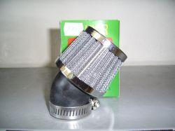 sport levegőszűrő motorkerékpár ¤32 mm. 45 fokos