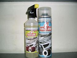 """sportlégszűrő tisztító-olajzó szett """"Raceland"""" 2×5"""
