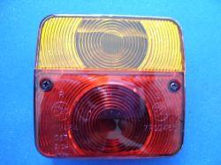 lámpa utánfutóra rendszámvilágítással
